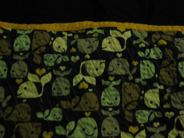 blanket front